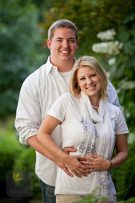 Engagement Portrait in Athens, GA
