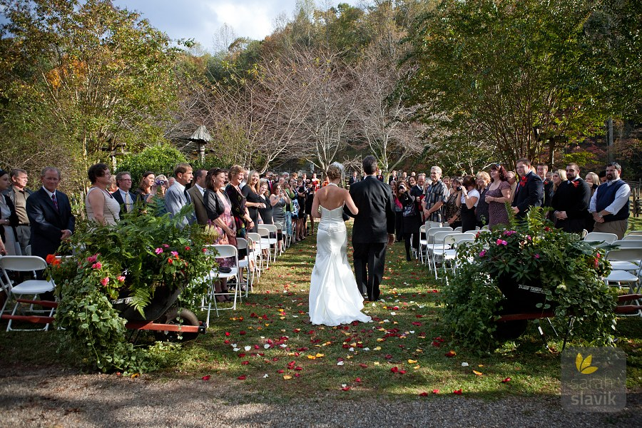 Neverland Farms wedding