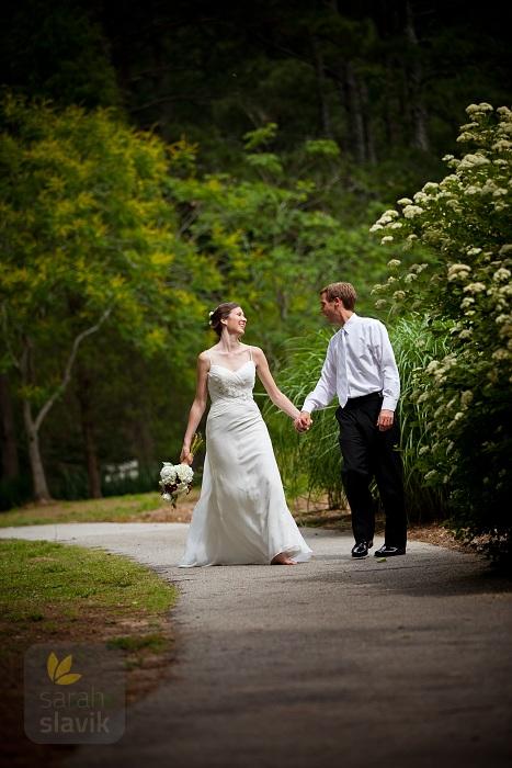Vines Gardens wedding
