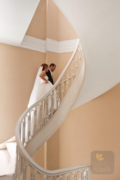 Georgian Terrace Staircase