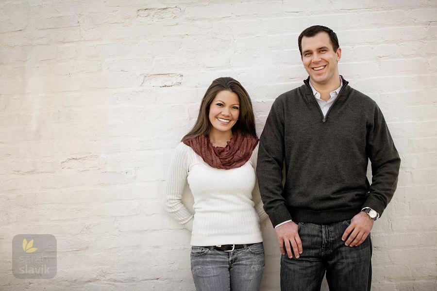 Stephanie and Jim