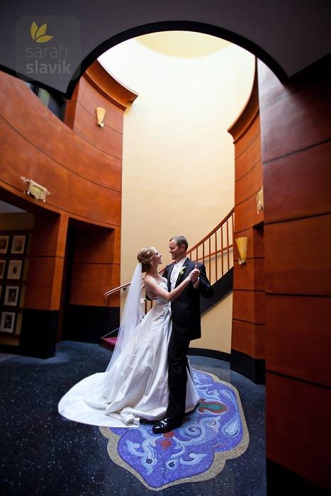 Wedding at Fox Theatre Atlanta