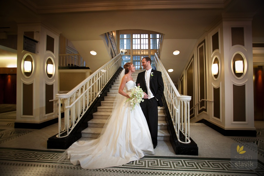 Wedding at Georgian Terrace