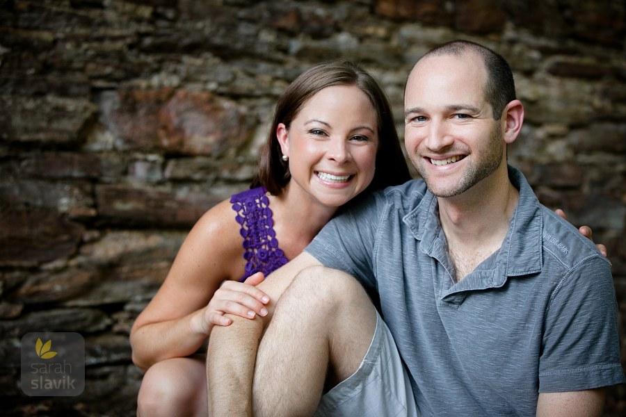 Sarah and Jay