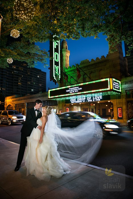 Fox Theatre Atlanta Wedding