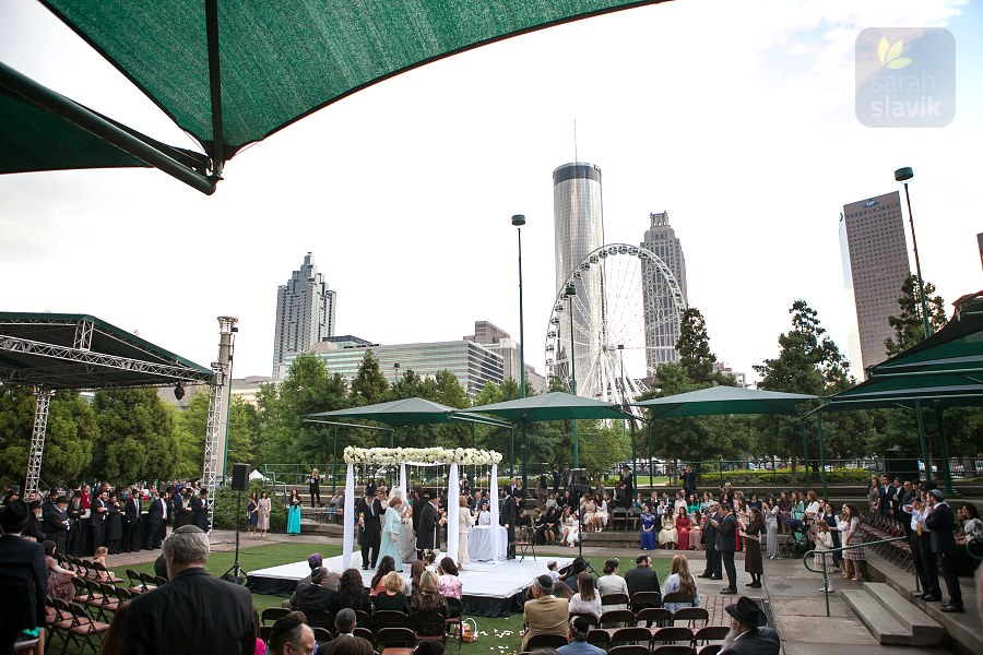 Jewish Wedding in Atlanta