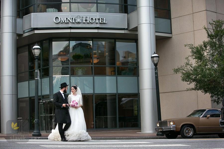 Omni Hotel Atlanta Wedding