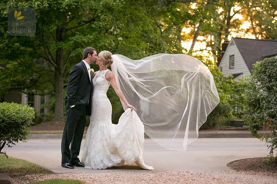 Wedding, in Roswell, GA