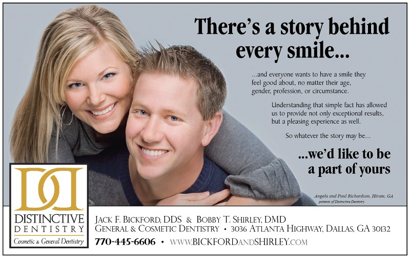 Portraits for Dental Advertising by Sarah Slavik Photography