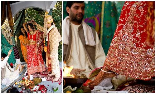 Indian Wedding In Atlanta By Sarah Slavik Photography